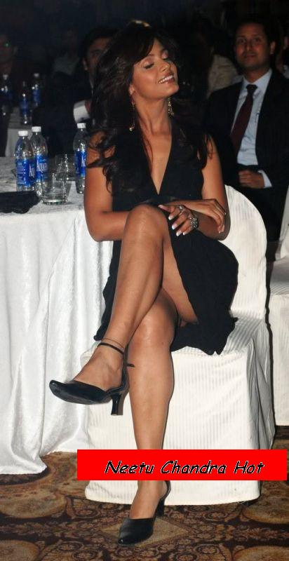 Neetu Chandra Without Panty: Neetu Chandra news from nowhere with less