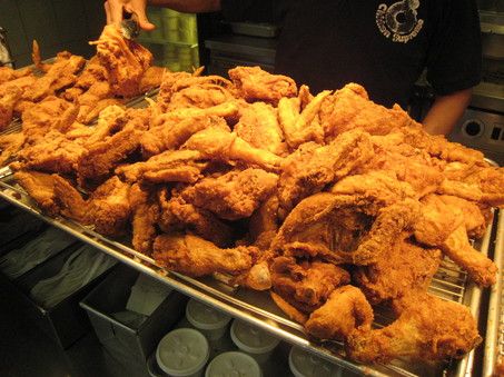 fried chicken day