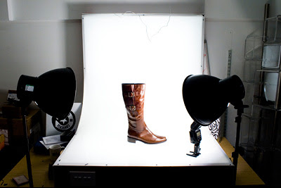 Diy Streamlined Product Photography With Back Lit Slope Backdrop