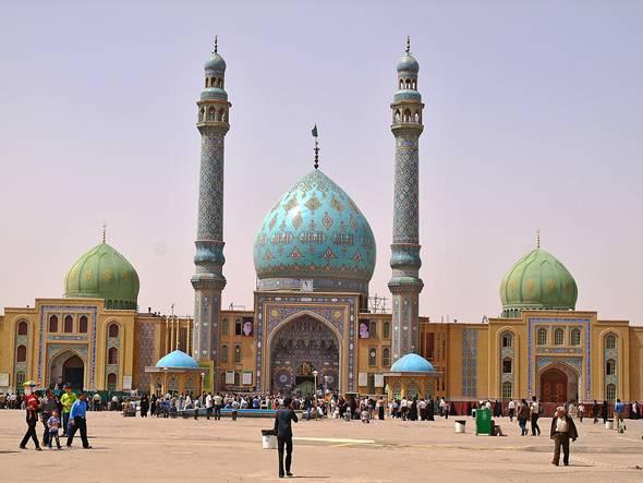 **Masjid Jamkaran Yang Mulia~Qum~Iran**