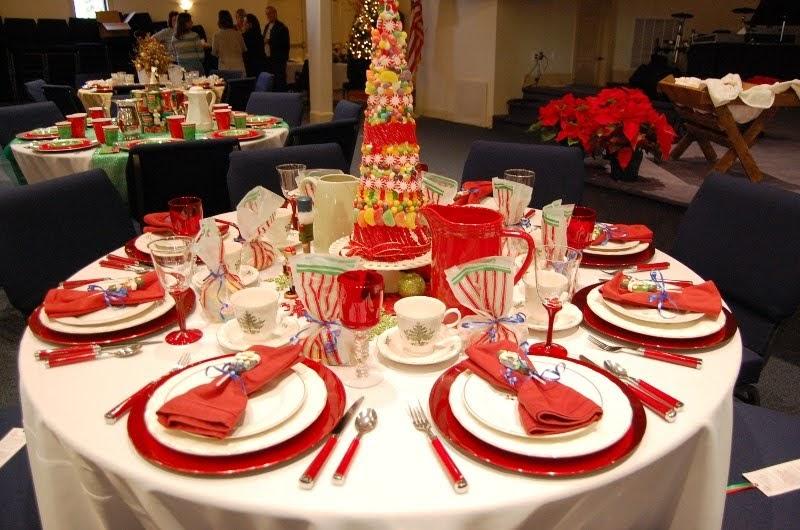 Decorating Ideas > Southern Seven Christmas Tea Table ~ 152917_Decorating Ideas For Church Christmas Party