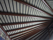 THE CEILING OF THE SOEKARNO HATTA AIRPORT (gedc )