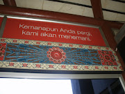 THE SOEKARNO HATTA INTERNATIONAL AIRPORT THE COMMENT (gedc )