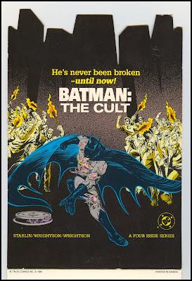 Bernie Wrightson Batman The Cult