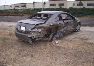 Nikki Catsouras Car Crash Nikki Catsouras Accident Scene