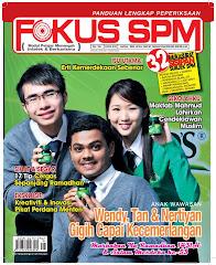 Fokus SPM (kolumnis Pembangunan Diri Remaja