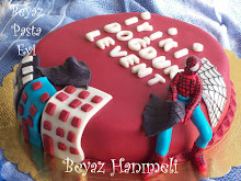Spiderman Pasta