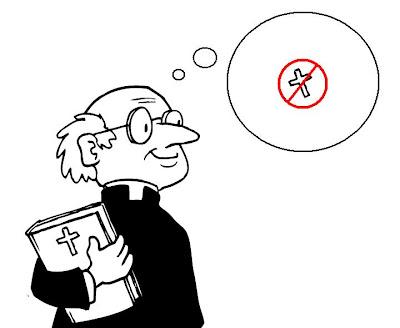 Pastores ateus continuam liderando suas igrejas