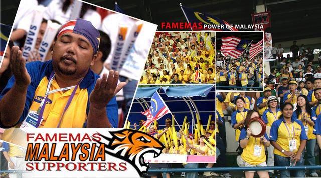 Famemas Kelab Penyokong Malaysia