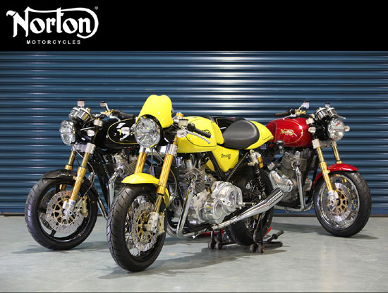 Norton Commando 961 Sport 2010 motorcycles gallery