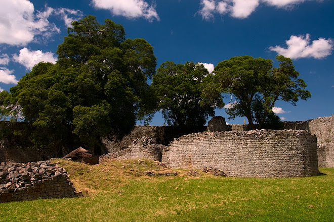 Great Enclosure, Great Zimbabwe ruins, Zimbabwe © Matt Prater
