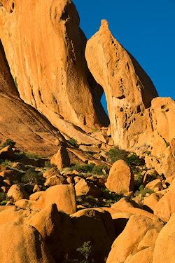Rock formations, Spitzkoppe, Namibia © Matt Prater