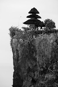 Luhur temple at Ulu Watu, Bali, Indonesia © Matt Prater
