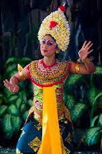 Balinese Barong dance in Denpasar, Bali, Indonesia © Matt Prater