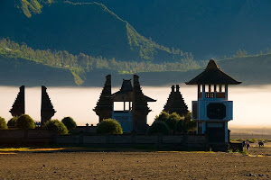 Poten Temple, Bromo Tengger Semeru National Park, Java, Indonesia © Matt Prater
