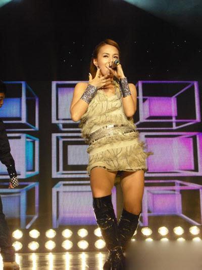 Korean Pop Female Singer Chae Yeon