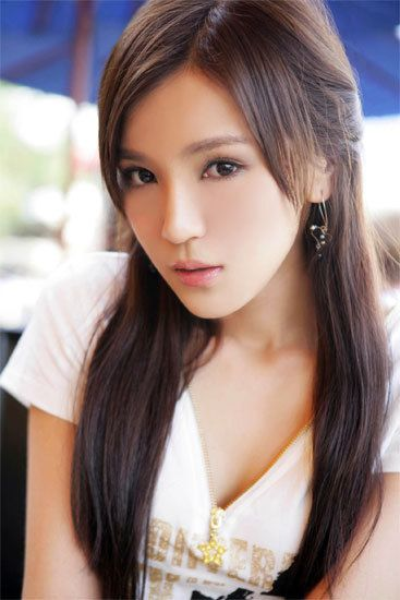 Wang Xi We China Modeling Star