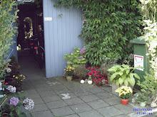 Malerischer  Winkel beim Nachbarn