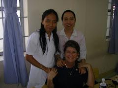 Working side by side in Vietnam