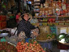 Market in Nha Trang