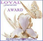 My First Blog Award from Christine