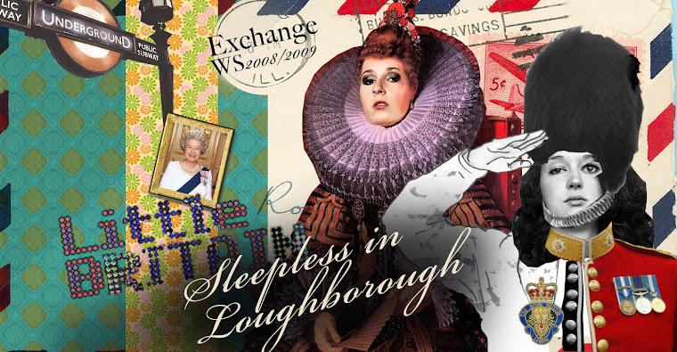 SleeplessInLoughborough - Exchange 2008/2009