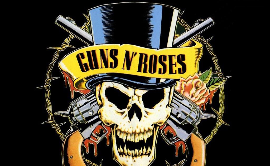 Gun N Roses Patience Cord Rainbow Music