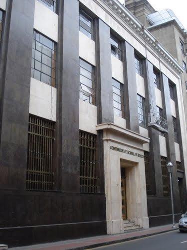 Opiniones de conservatorio nacional de m sica per for Conservatorio de musica