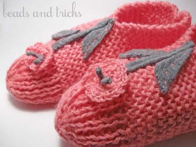Le babbucce della nonna free pattern