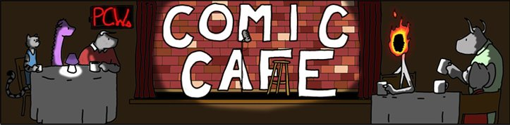 PCW's Comic Cafe