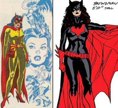 batwoman lesb
