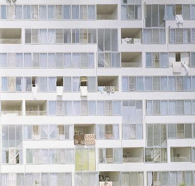 Gifu Kitagata Apartment Building Sejima Wing Japan