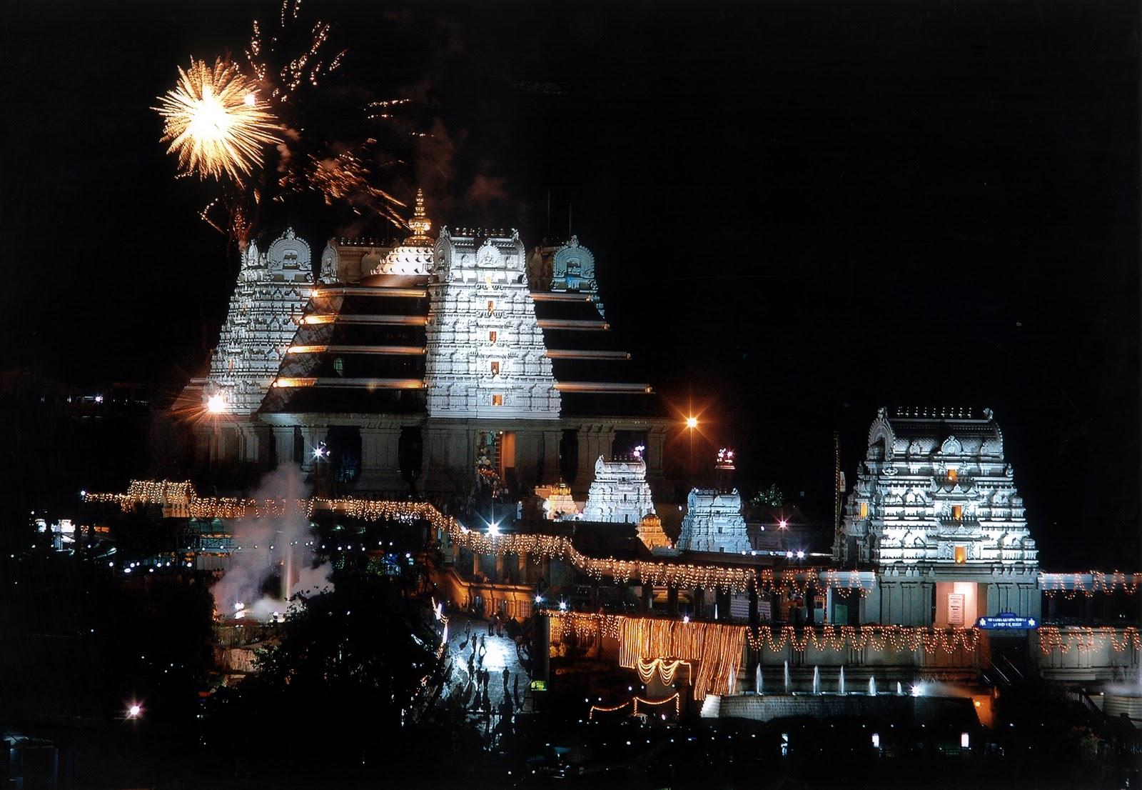 Daily Darshan of ISKCON Bangalore Deities
