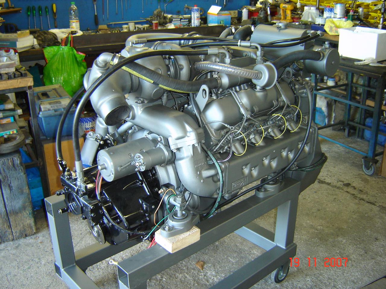 Gm 6 2 L V8 Diesel  Peninsular Gm