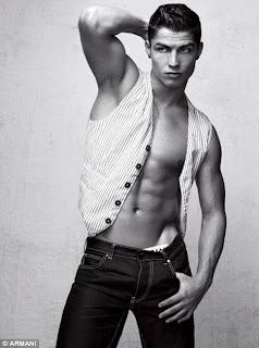 Cristiano ronaldo hot