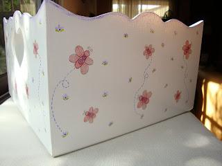 Nayara regalos artesanales portacosmeticos para bebes - Cajas decoradas para bebes ...