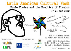 Paulo Freire and the practice of Freedom