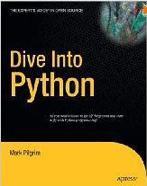 Portada del libro: Dive Into Python
