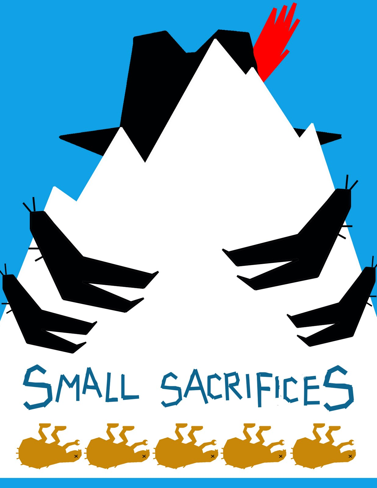 Small Sacrifices Storyboard