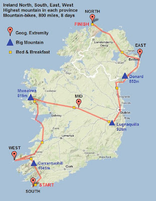 Pictures Of Irelands Map. it completely,