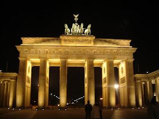 Brandenburger Tor1 Berlín. La transformación de una ciudad