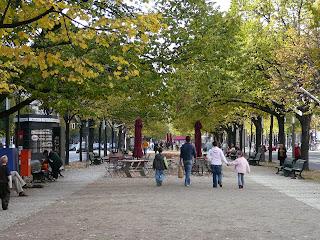 Unter den Linden+en+oto%C3%B1o Berlín. La transformación de una ciudad