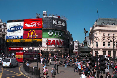 picadilly Londres: Qu ver I