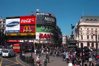 picadilly Londres: Qué ver I