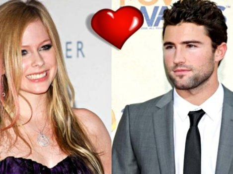 Are Avril Lavigne & Brody Jenner Engaged? is - that Avril Lavigne and Brody