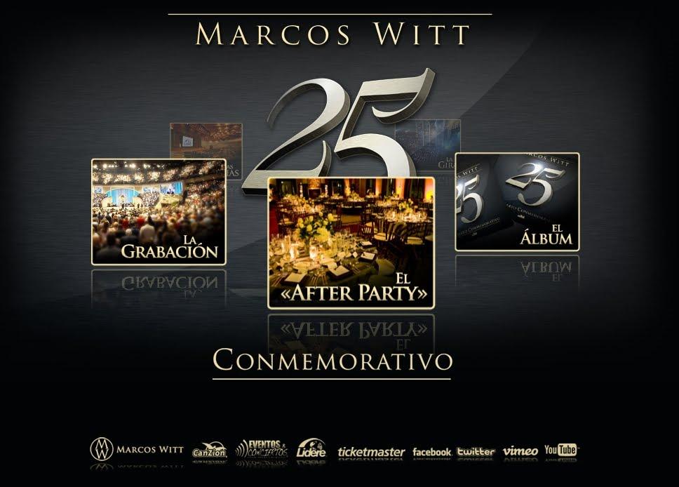 descargar marcos witt 25 conmemorativo