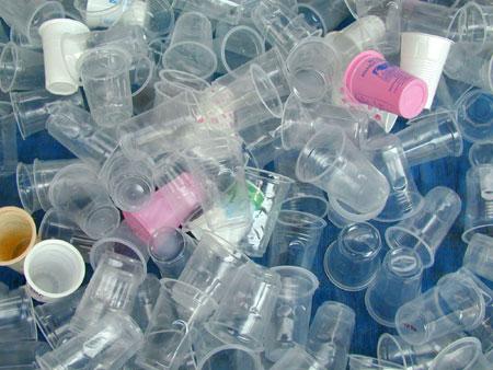 Pengolahan Limbah Plastik dengan metode Recycle