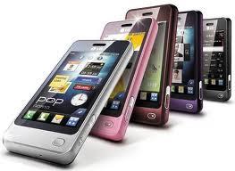 Celular LG Pop GD510