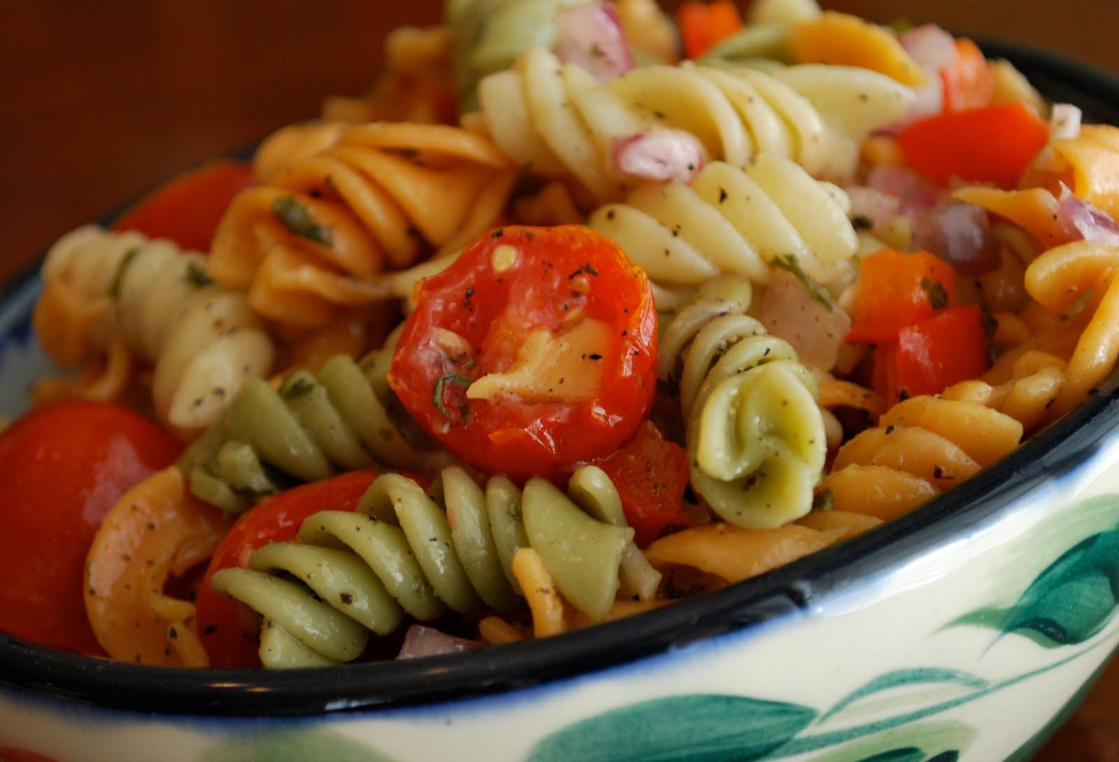Lydia 39 s apron summer pasta salad Pasta salad recipe cold