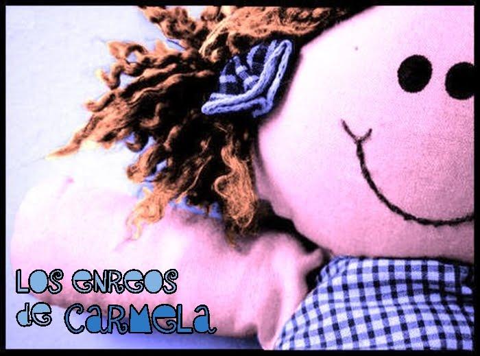 """Los """"enreos"""" de Carmela"""